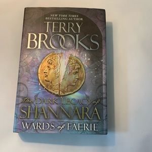 The Dark Legacy of Shannara : Wards of Faerie